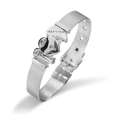 Pierre Ricaud ezüst színű karkötő Pr151.5